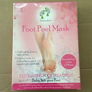Accessories - Foot Peel Mask